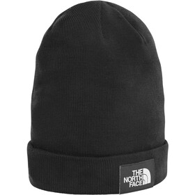 The North Face Dock Worker Recycled Beanie Pipo, tnf black/tnf white